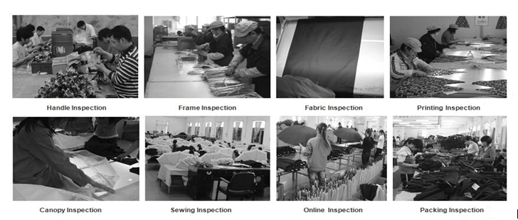 Umbrella Inspection Procedure
