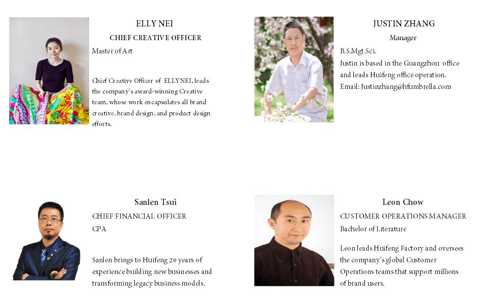 Huifeng Umbrella Team