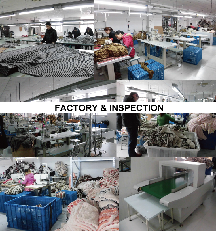 Umbrella factory Inspection