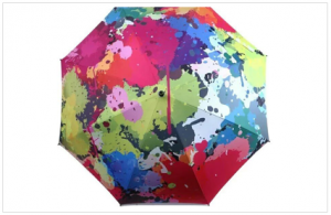 digital printed umbrellas