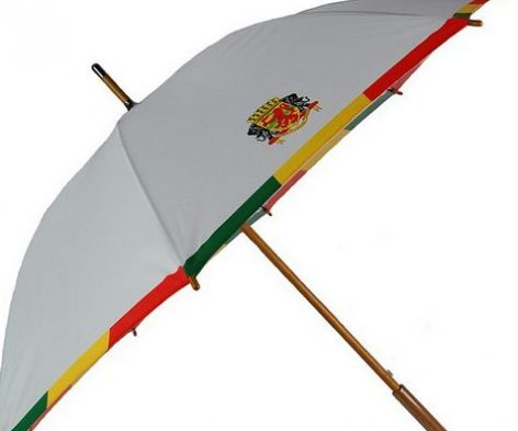 fashion straight umbrella