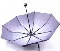 rain drip beads folding fashion umbrellas