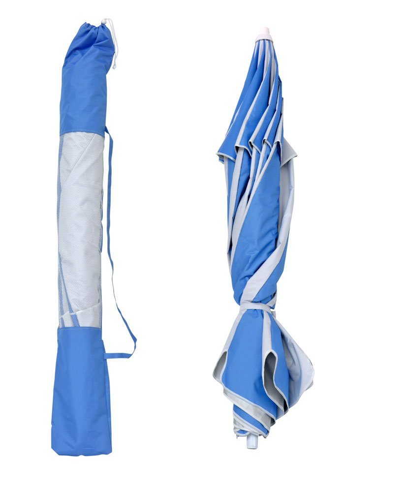 Beach Umbrella UPF 100+ - Heavy Duty