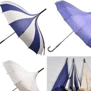 Printed Wedding Umbrella Bridal Umbrella