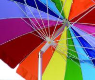 Rainbow Tilt Beach Market Umbrella (4)