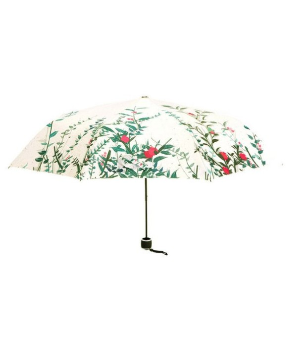 Fashion Parasol Beautiful Rain Umbrella For Women