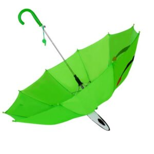 Cute Kids Sun Rain Uv Protection Frog Umbrella
