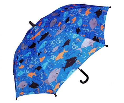 Rainstoppers W104 Kid's Multi Shark Print