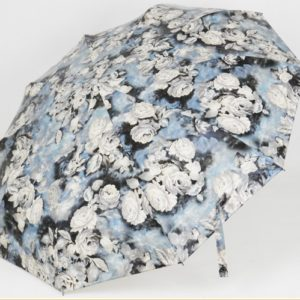 Fashion Automatic Floral Printing Custom Umbrella