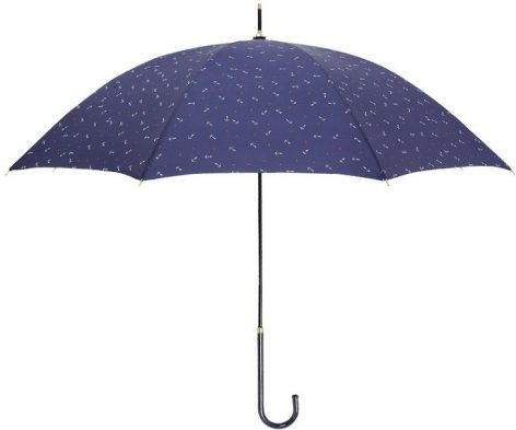 21 Inches Super Thin Straight Auto Open Custom UV Umbrella