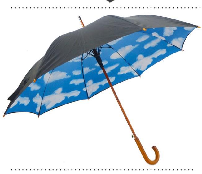 Double Canopy Umbrella - Cloud Design