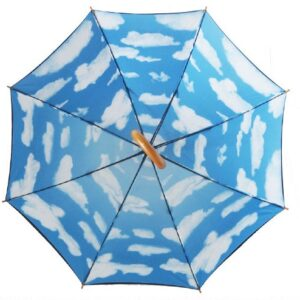 Double Canopy Umbrella - Cloud Design