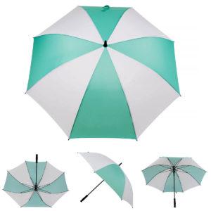 golf umbrella white