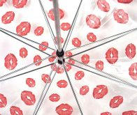 ladies transparent umbrellas stick umbrella