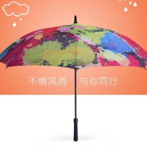 Full Digital Printing Custom Fashion Design Cool umbrellas