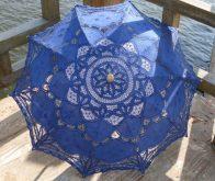 Lace Umbrella Wedding Parasol Costume Accessory Bridal Photograph