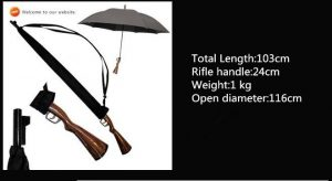 Creative Gun Umbrella