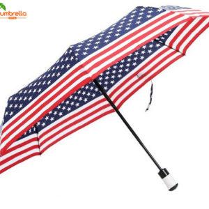Folding Compact Travel Windproof Umbrella Wholesale