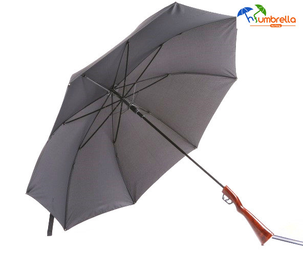 Promotional Cheap Price Creative Design Gun Umbrella Wholesale