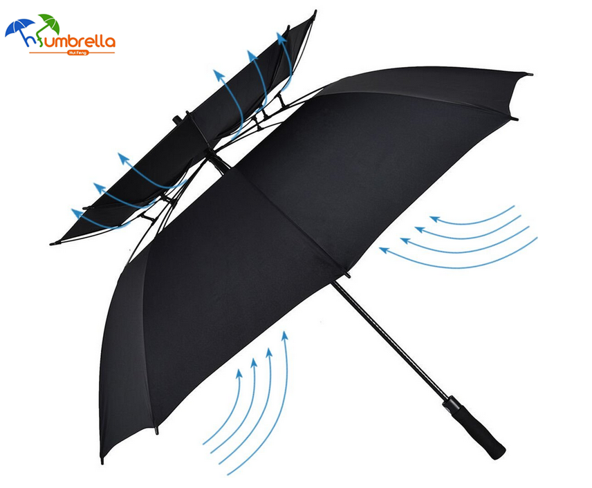 Durable and Strong Enough Unisex Golf Umbrella