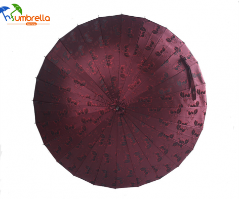 Fashion Umbrella Anti-UV Sun/Rain Stick Umbrella
