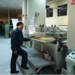 digital printing worker