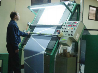 digital printing machine inspection