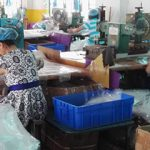 Umbrella Manufacturing Process