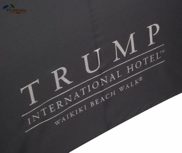 Custom Printed Hotel Umbrella