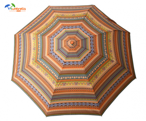 Custom Fantastic Print Design Umbrella