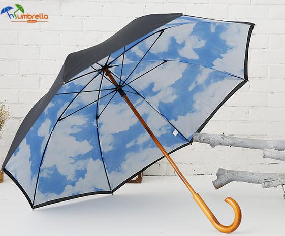 Double-Canopy-umbrella & DOUBLE CANOPY UMBRELLA WOODEN UMBRELLA