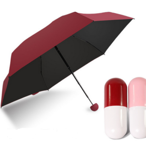Ultra Light Mini Creative Gift Capsule Umbrella