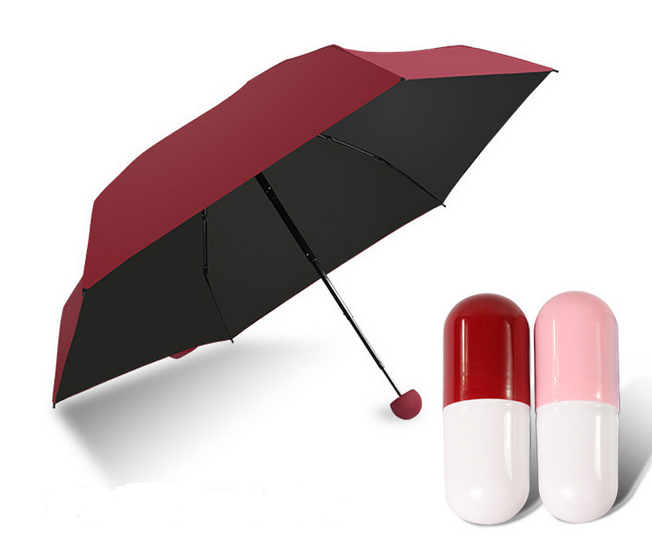 Ultra Light Mini Creative Gift Capsule Umbrella