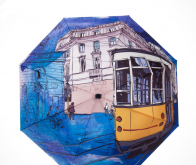 Custom Printed Fold Umbrella