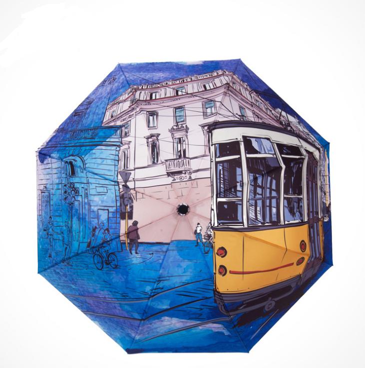 Custom-Printed-Fold-Umbrella