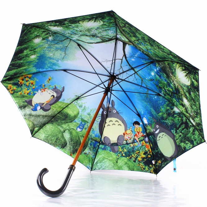 Double Canopy Umbrella (4)
