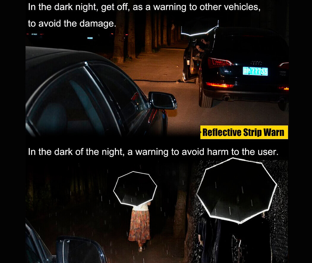 Innovative led inverted umbrella for car sos sos led umbrella 2 1betcityfo Choice Image