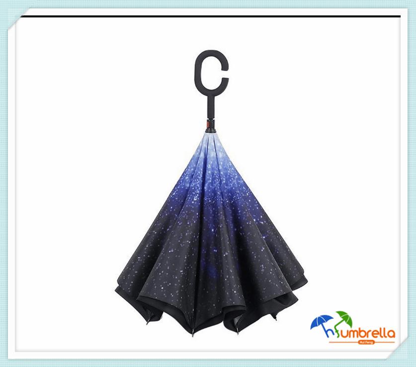 Upside-rain-protection-car-reverse-umbrellas