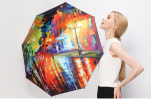 dye sublimation umbrella
