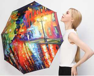 dye sublimation umbrellas