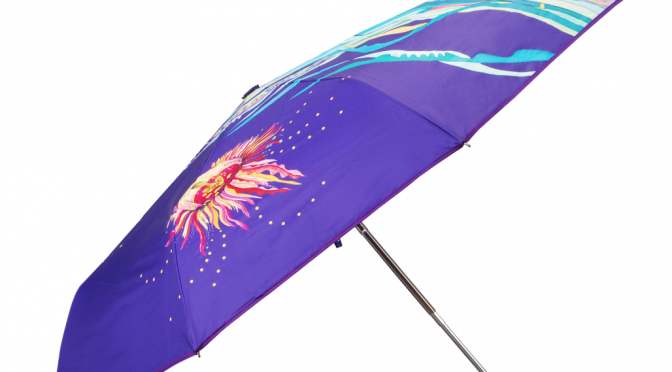 A Personalized Umbrella Leads To A New World