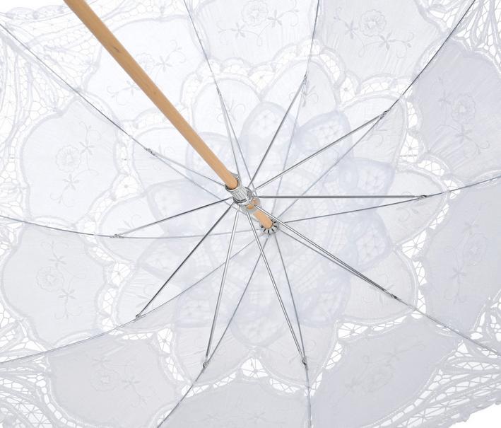 Lace-Parasol-Umbrellas