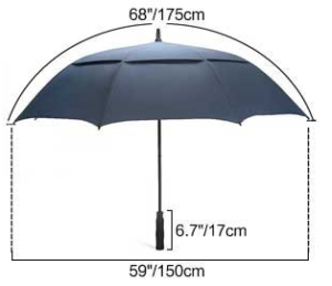 Extra large Umbrella