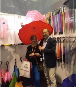 Gift Umbrella Customer