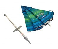 Custom Printing Beach Umbrella (2)