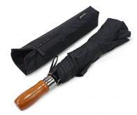Wooden handle umbrella (6)