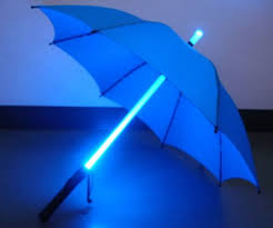 Led umbrellas 3