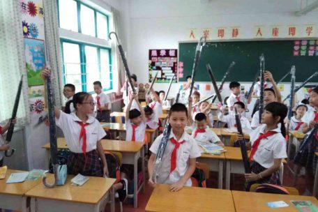students umbrella