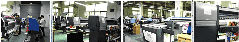 umbrella printing machines