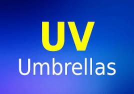 UV UMBRELLAS LOGO